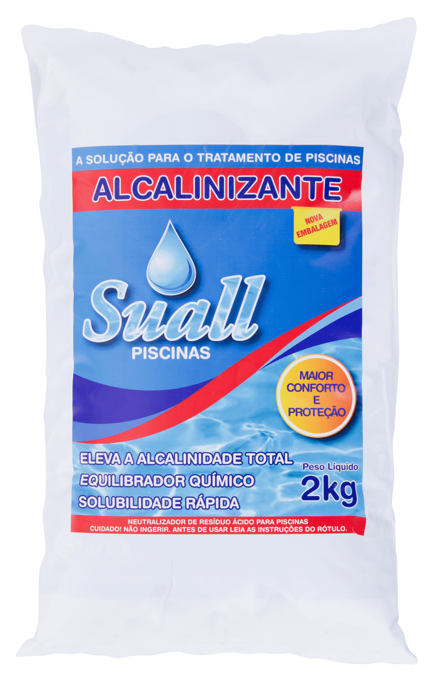 ALCALINIZANTE - BICARBONATO DE SÓDIO