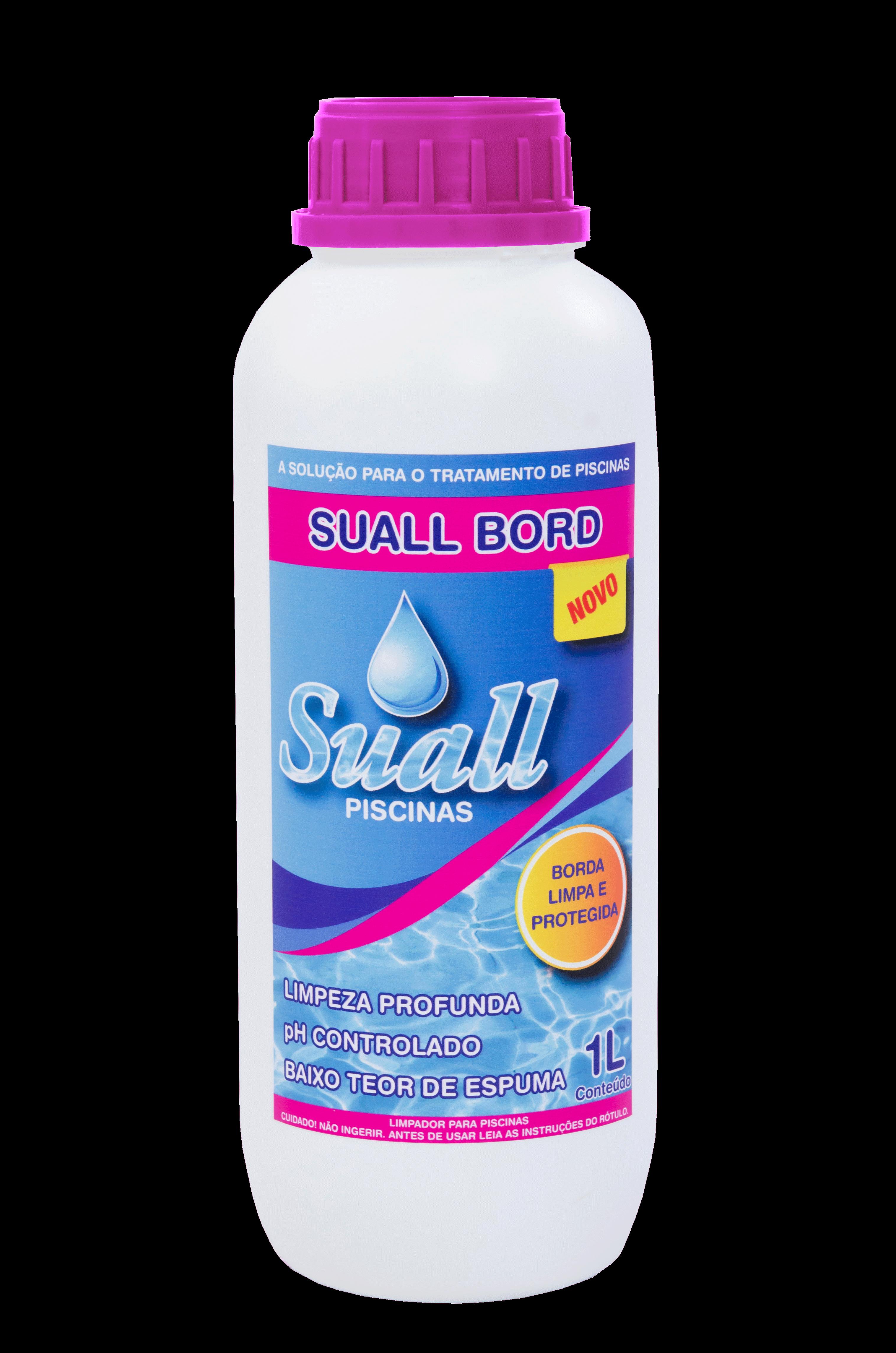 SUALL BORD - LIMPA BORDAS